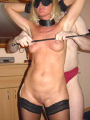 Amateur tied up housewives exposing on these pics with lot's of punishment and bondage.