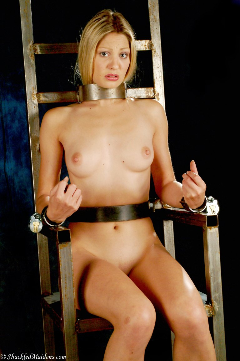 Bdsm xxx hooded slaves are put to the test 10