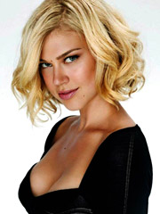 Adrianne palicki shows her amazing boobs