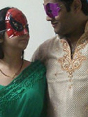 This gorgeous indian babe loves the way she is getting hardcore fucked by her husband.