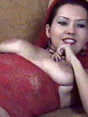 Naughty babes slowly taking off her sexy lingerie in live sex chat room