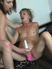 Cock hungry mature mom gets her tight holes banged hard after dinner. tags: sexy milf, creampie, pink vagina.
