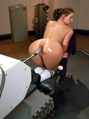 Dildo machine girl — photo 6